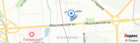 Богородская центральная районная аптека на карте Нижнего Новгорода