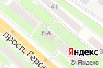 Схема проезда до компании Мастерская по ремонту техники в Нижнем Новгороде