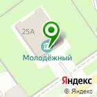 Местоположение компании Вернисаж