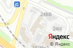 Схема проезда до компании Форум 52 в Нижнем Новгороде