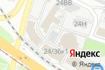 Схема проезда до компании Госмонтаж в Нижнем Новгороде