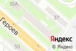 Схема проезда до компании Почтовое отделение №44 в Нижнем Новгороде