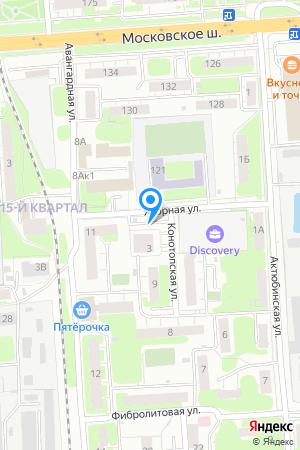 Жилой дом №1 (по генплану) в ЖК Тихая Гавань на Яндекс.Картах