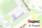 Схема проезда до компании Средняя общеобразовательная школа №171 в Нижнем Новгороде