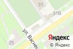 Схема проезда до компании Жемчужина в Нижнем Новгороде