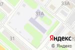 Схема проезда до компании Детский сад №304 в Нижнем Новгороде