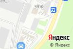 Схема проезда до компании Гидромех в Нижнем Новгороде