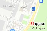 Схема проезда до компании НИЖВОЛГА-КАРТОН в Нижнем Новгороде