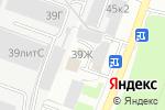 Схема проезда до компании КузовОк в Нижнем Новгороде