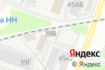 Схема проезда до компании АЛЬФА СЕРВИС в Нижнем Новгороде
