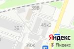Схема проезда до компании ЭМИР-НН в Нижнем Новгороде
