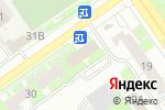 Схема проезда до компании Стальной стиль в Нижнем Новгороде