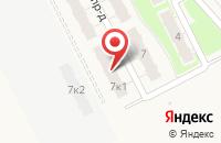 Схема проезда до компании ЭКСПРЕСС ЧИП в Новинках