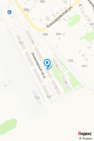 ЖК Акварель, п. Новинки, проезд Инженерный, № 5 на Яндекс.Картах
