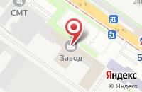 Схема проезда до компании Гриф-Р в Нижнем Новгороде
