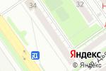 Схема проезда до компании Ютекс в Нижнем Новгороде