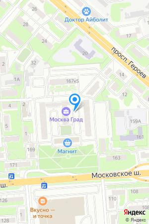 Жилой дом № 60/1 (по генплану) в ЖК Москва Град на Яндекс.Картах