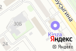 Схема проезда до компании Jafra в Нижнем Новгороде