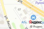 Схема проезда до компании Автомойка на ул. Застройщиков в Нижнем Новгороде