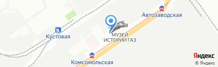 Эксперт Аналитика на карте Нижнего Новгорода