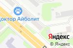 Схема проезда до компании UnitLand в Нижнем Новгороде