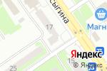 Схема проезда до компании Ваша Стоматология в Нижнем Новгороде
