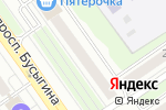 Схема проезда до компании Радиаторы отопления в Нижнем Новгороде