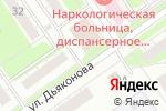 Схема проезда до компании Киоск по продаже хлебобулочных изделий в Нижнем Новгороде