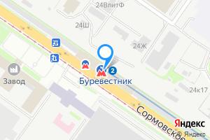 Однокомнатная квартира в Нижнем Новгороде м. Буревестник, Сормовский район