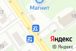 Схема проезда до компании Стимул-НН в Нижнем Новгороде