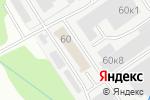 Схема проезда до компании Шлеммер Руссланд в Нижнем Новгороде