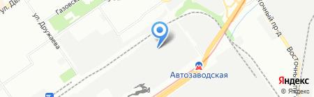 Агроком на карте Нижнего Новгорода