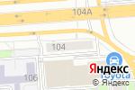 Схема проезда до компании АБ-Клик.рф в Нижнем Новгороде