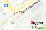 Схема проезда до компании Старт Ком в Нижнем Новгороде