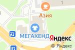 Схема проезда до компании Газпромбанк в Нижнем Новгороде