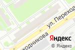 Схема проезда до компании Фея-Тур в Нижнем Новгороде