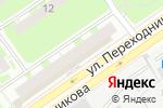 Схема проезда до компании Азбука Комфорта в Нижнем Новгороде