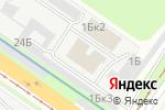 Схема проезда до компании ИРЛЕН-ИНЖИНИРИНГ в Нижнем Новгороде