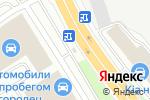 Схема проезда до компании Сервис по замене моторных масел в Нижнем Новгороде
