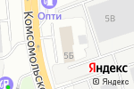 Схема проезда до компании S-Motors в Нижнем Новгороде