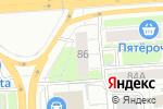 Схема проезда до компании АВТО СТИЛЬ в Нижнем Новгороде