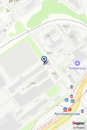 ПТФ ПОЛИМЕРПРОМ на карте Нижнего Новгорода
