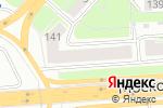 Схема проезда до компании ORION в Нижнем Новгороде