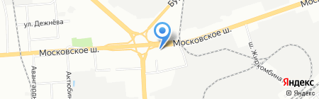 ЛАСТРЕЙД на карте Нижнего Новгорода