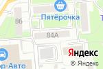 Схема проезда до компании ВАРЯГ-НН в Нижнем Новгороде