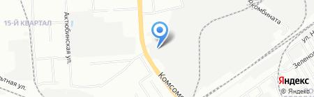 НижегородПромМеталл на карте Нижнего Новгорода