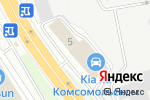 Схема проезда до компании Автоломбард Глобус в Нижнем Новгороде