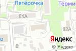 Схема проезда до компании Мир фармации и медицины в Нижнем Новгороде
