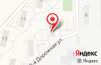 Схема проезда до компании Новинки Smart Sity в Новинках