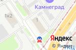 Схема проезда до компании ЦЭЭВТ в Нижнем Новгороде